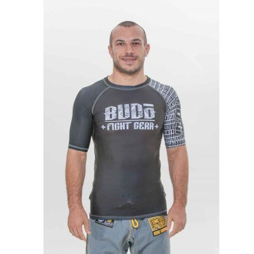 Budo Graphic Short Sleeve Rash Guard