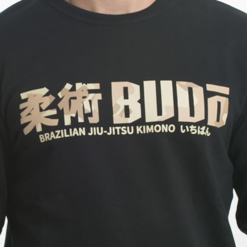 Budo Crew Camo Sweatshirt - The Fight Factory