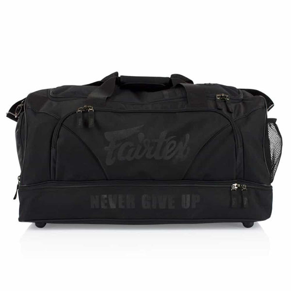 Fairtex Equipment Bag - Bag-2 Black - The Fight Factory