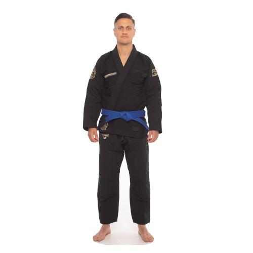 Budo Defender BJJ Gi - Limited Edition - Black