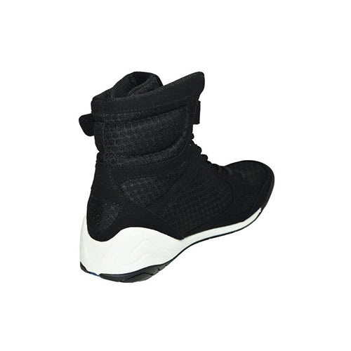 Everlast Elite High Top Boxing Shoes - The Fight Factory