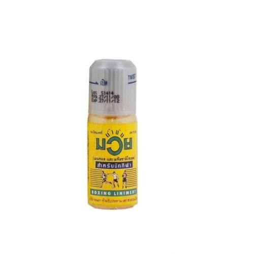 Namman Muay Thai Liniment Oil 15Ml