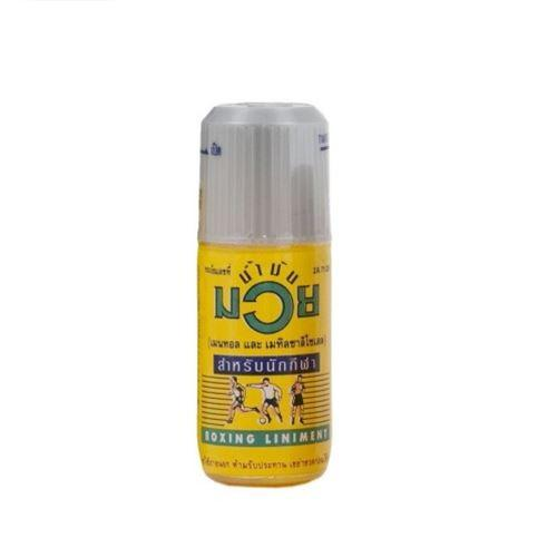 Namman Muay Thai Liniment Oil 60ml - The Fight Factory