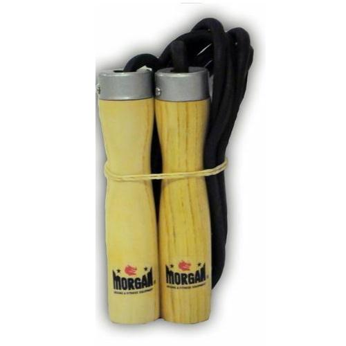 Morgan Leather Skipping Rope - The Fight Factory