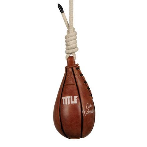 Title Boxing Cus D'Amato Slip Ball - The Fight Factory