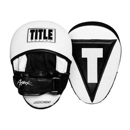 Title Boxing Attack Big-T Punch Mitts 2.0 - The Fight Factory