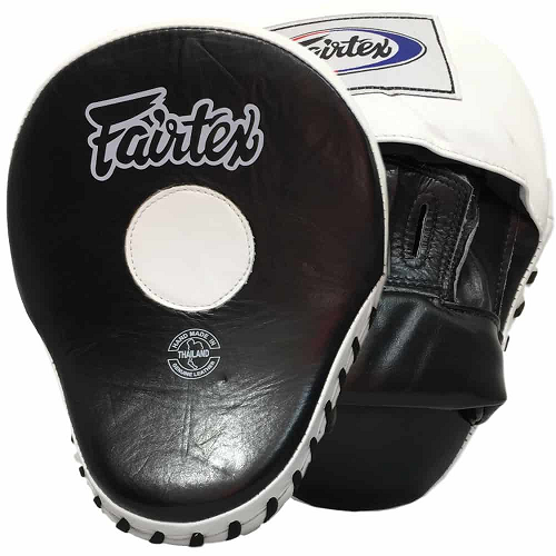 Fairtex Fmv9 Ultimate Contoured Focus Mitts - The Fight Factory