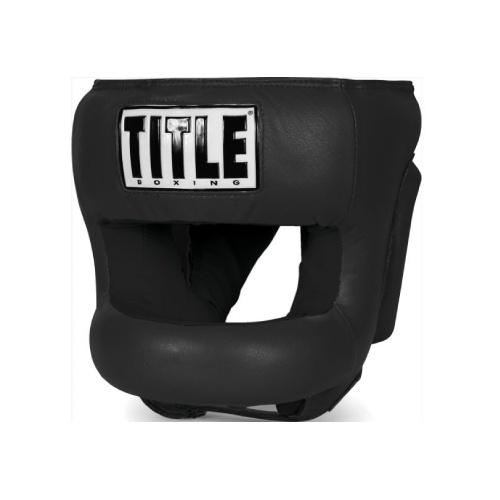 Title Boxing Face Protector Training Headgear - The Fight Factory