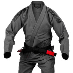 Venum Contender Evo BJJ Gi - Dark grey - The Fight Factory