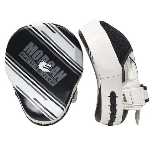 Morgan Aventus Leather Focus Pads - The Fight Factory