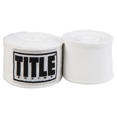 "TITLE Select 180"" Semi Elastic Mexican Hand Wraps - The Fight Factory"