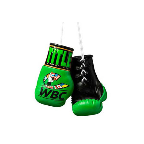 Title WBC Mini Boxing Gloves