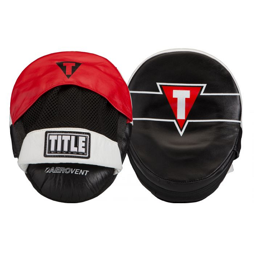 Title Zero Impact Micro Mitts - The Fight Factory