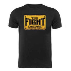 Fight Factory Logo T Shirt - 2020 - The Fight Factory