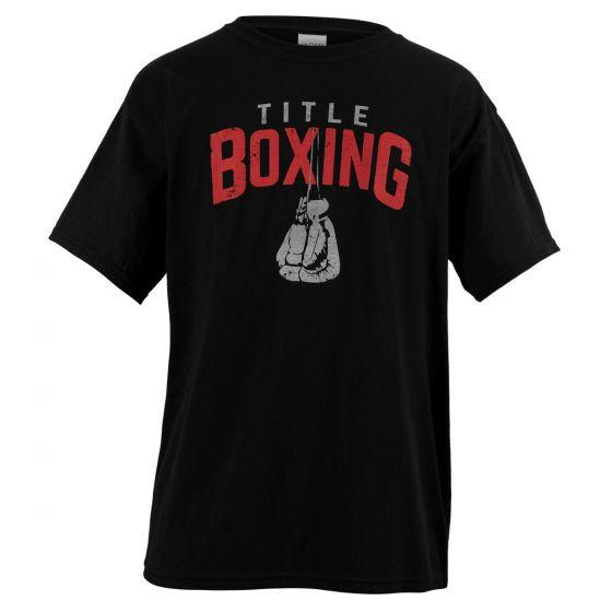 Title Boxing Roots Youth T Shirt