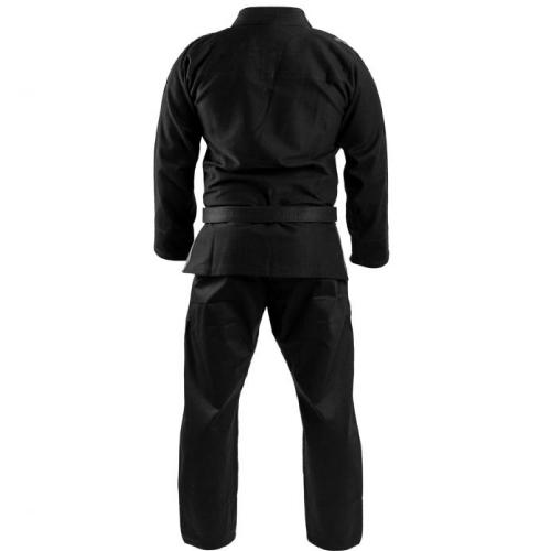 Venum Contender Evo BJJ Gi - Black - The Fight Factory