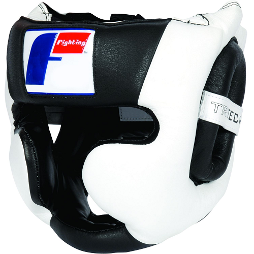 Fighting Sports Tri-Tech Full Face Boxing Headgear