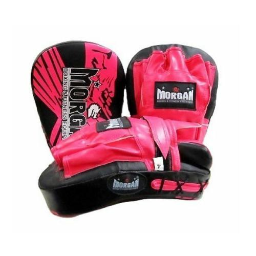 Ace Ill Fortune Muay Thai ankle supports Pink