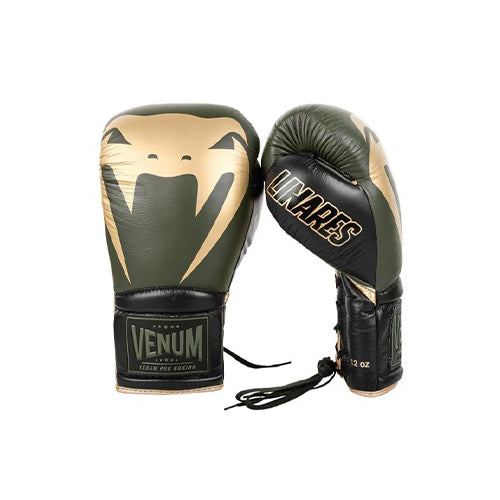 Venum Giant 2.0 Pro Boxing Gloves Linares Edition - Lace Up - The Fight Factory
