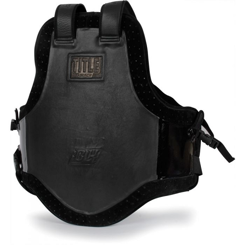 Title Black Pro Body Protector