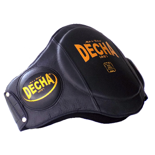 Decha Double Padded Belly Pads DBPV4