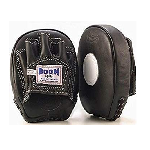 Boon Standard Flat Punching Mitts - The Fight Factory