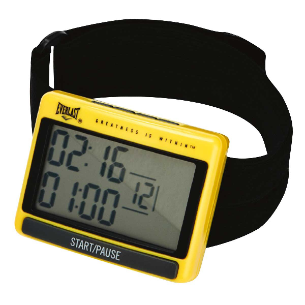 EVERLAST BOXING ROUND INTERVAL TIMER
