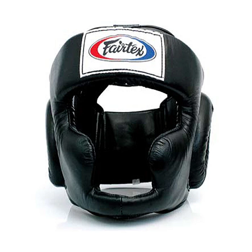 Fairtex Muay Thai Head Gear - The Fight Factory