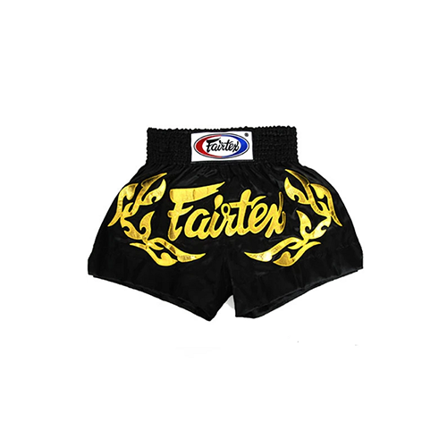 Fairtex Muay Thai Shorts Eternal Gold - The Fight Factory