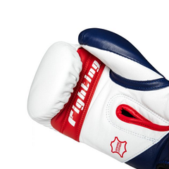 Fighting Dual Strap Training Gloves 2.0 - The Fight Factory