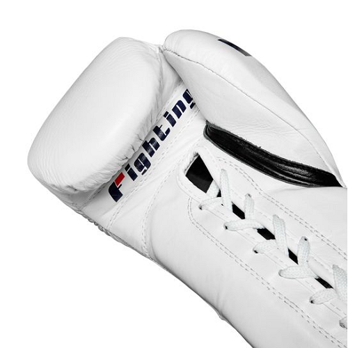 Fighting White Certified Pro Fight Gloves II - The Fight Factory
