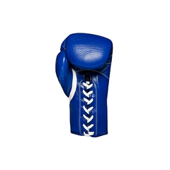 Fighting Blue Certified Pro Fight Gloves II - The Fight Factory