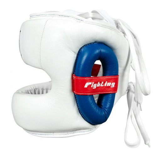 Fighting Leather No Contact Headgear - The Fight Factory