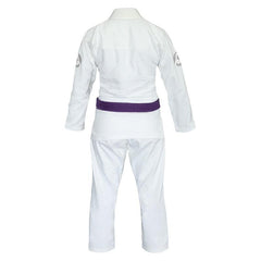 Gracie Women's AV Silver Gi - The Fight Factory