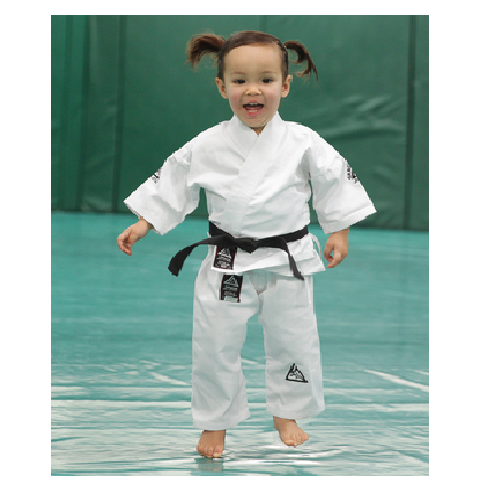 Gracie Toddler Gi - The Fight Factory