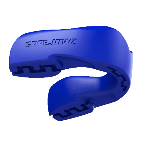 SafeJawz Intro Range Mouthguard Blue