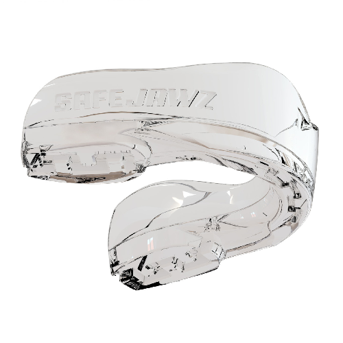 Safejawz Intro Range Mouthguard Clear