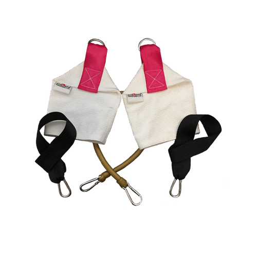 Jits Grips Bjj Grip Trainer Pink - The Fight Factory