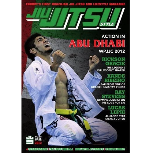 Jiu Jitsu Style Issue 8 - The Fight Factory
