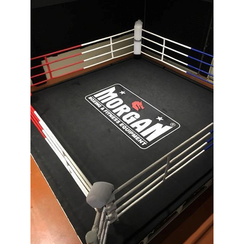 Morgan 5m x 5m Boxing Ring Rope Covers Set Of 4 - The Fight Factory