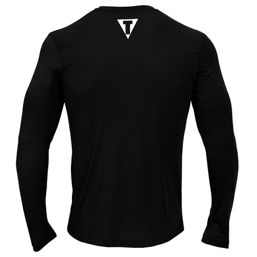 Title Boxing Boxer Long Sleeve Wicking Tee - The Fight Factory
