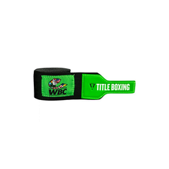 Title Boxing WBC Hand Wraps - The Fight Factory