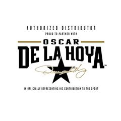 Oscar De La Hoya Signature Bag Gloves - The Fight Factory