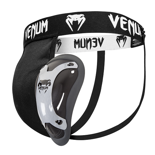 Venum Competitor Groinguard Silver Series - The Fight Factory