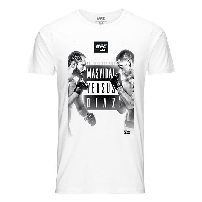 UFC 244 Masvidal vs Diaz Event T-Shirt
