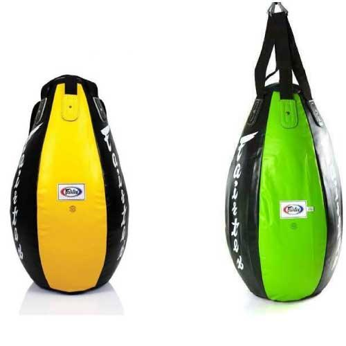 Fairtex Tear Drop Heavy Punch Bag HB15 - Unfilled - The Fight Factory
