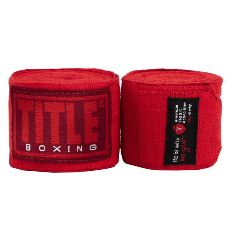 Title American Heart Association Hand Wraps