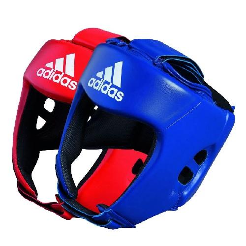 2 X Adidas Aiba Boxing Head Gear