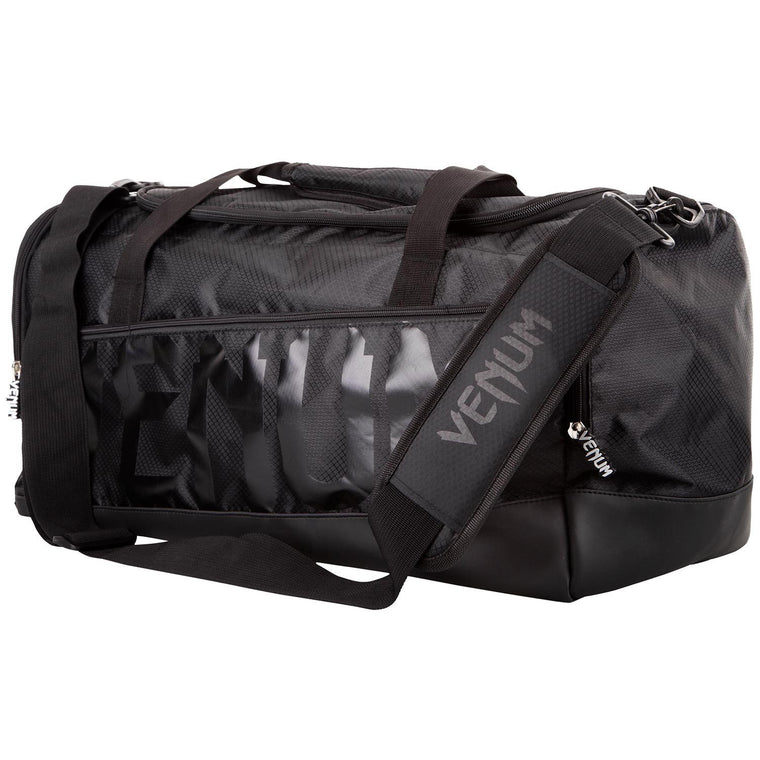 Venum Sparring Sport Gear Bag - Black Black