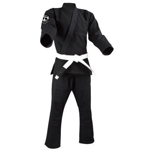 Ace Freeroll Bjj Gi Black - The Fight Factory